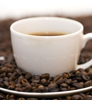精選現烘咖啡,每日限量供應