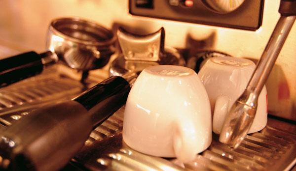 秉持煮好的咖啡傳遞美味